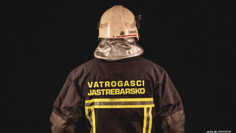Nova oprema za vatrogasce DVD-a Jastrebarsko