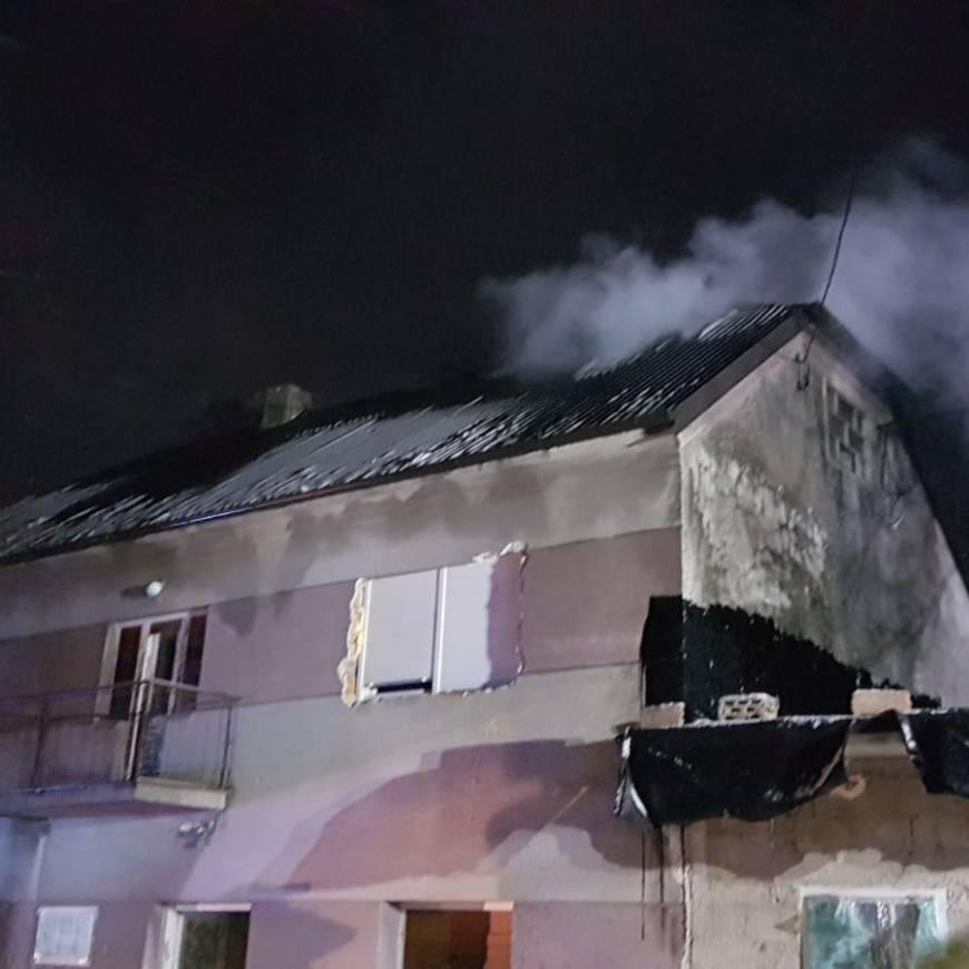 Požar u Vlaškovcu – pravo radno mjesto