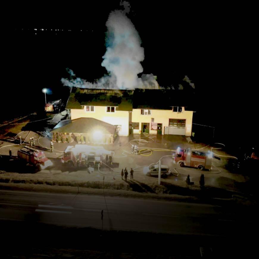 U manje od dva tjedna –  tri opasne intervencije za jaskanske vatrogasce