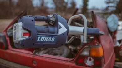 Vatrogasci testiraju – LUKAS baterijski alati