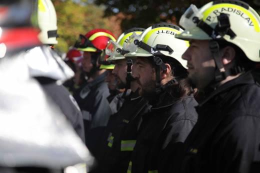 Održano 5. Natjecanje operativnih vatrogasaca