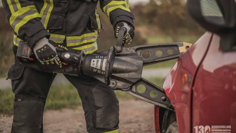 Vatrogasci testiraju – WEBER baterijski alati